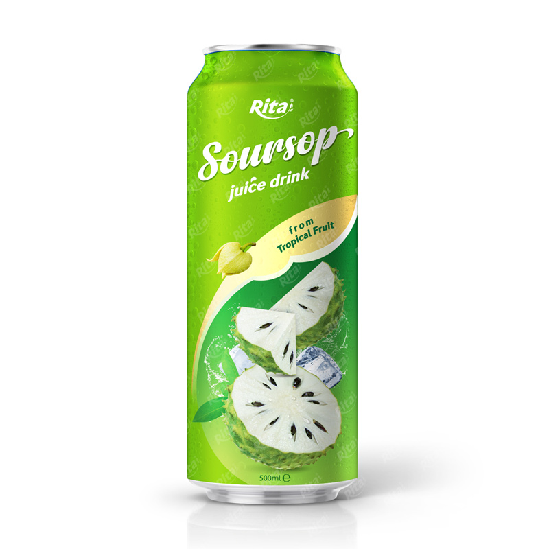 RITA SUPPLIER 500 ML SOURSOP JUICE DRINK