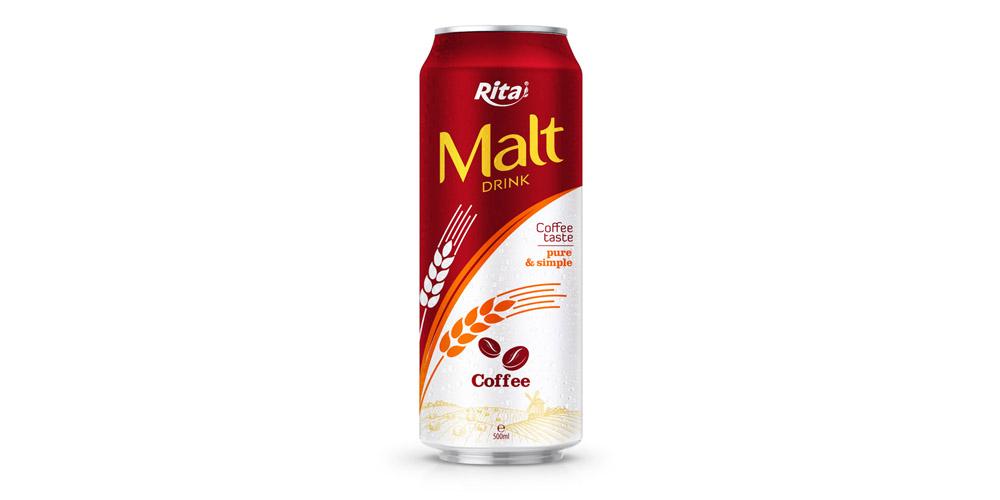 Malt drink coffee 500ml