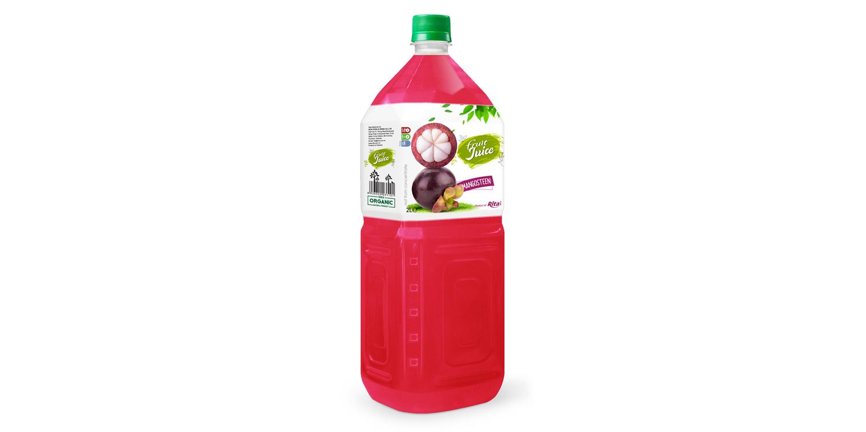 Fruit juice mangosteen 2L Pet