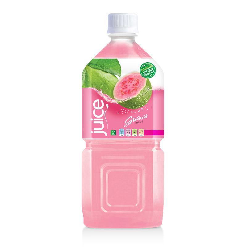Guava juice drink 1000 ml Pet Bottle