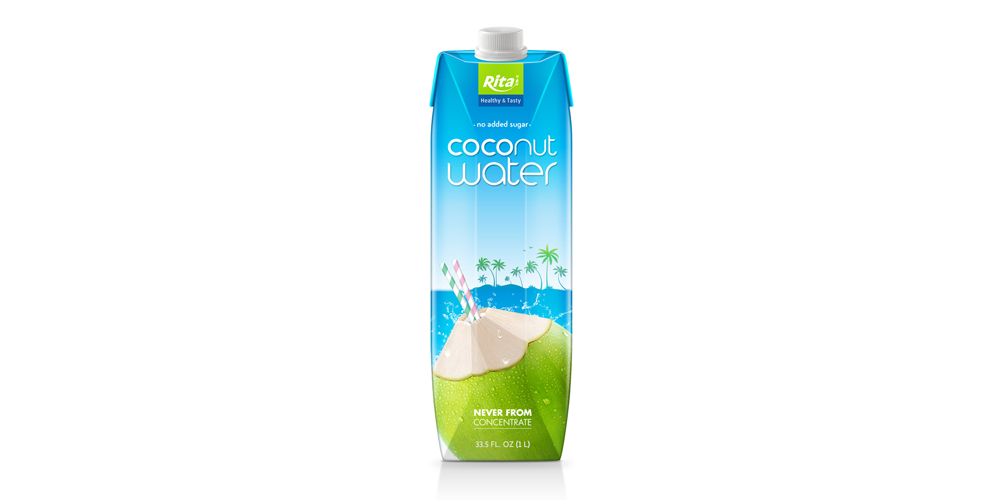 OEM coconut water 1L
