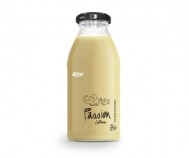 250ml glass bottle Passion Juice