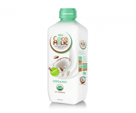 Manufacturing Suppliers Organic Coco milk 1000ml PP