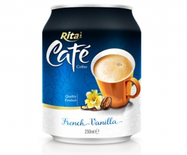 The best 250ml French vinalla drink