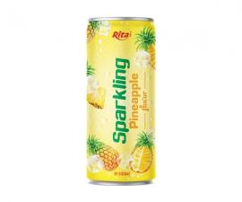 Price OEM Sparkling  pineappl