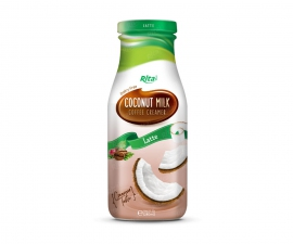 Coconut Milk Coffee Creamer