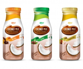 Wholesale Coconut milk Coffee Creamer280ml