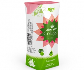 Aloe Vera Collagen Drink Rita Supplier