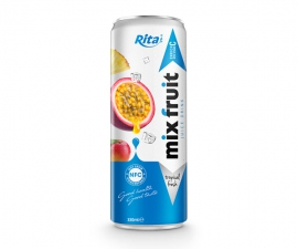 beverage manufacturing Mix Fruit 330ml