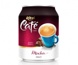 The best 250ml Mocha coffee