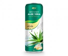 Birds nest aloe vera from Juice