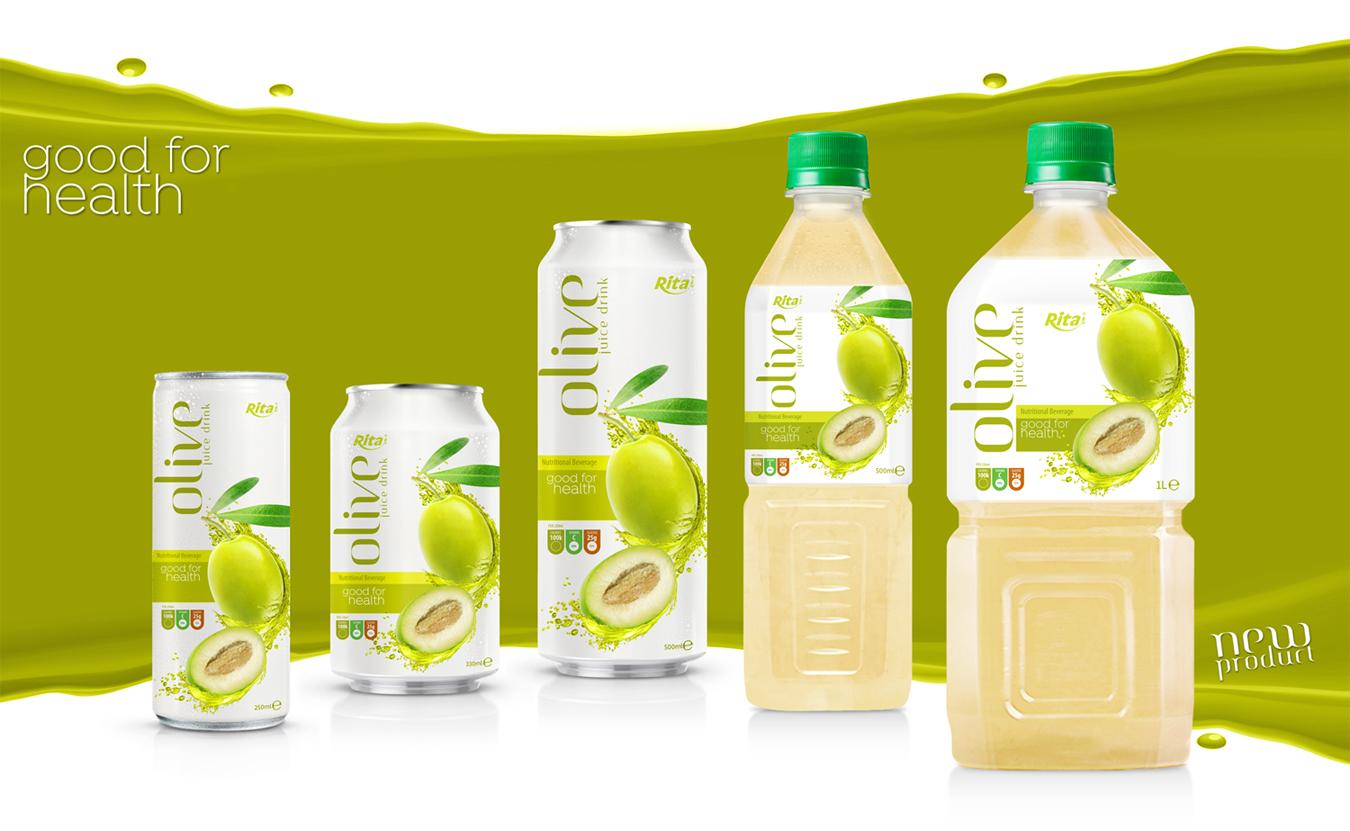 Wholesale beverage Olive juice private label water