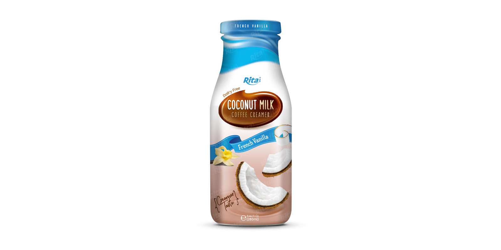 Coconut milk Coffee Creamer 280ml